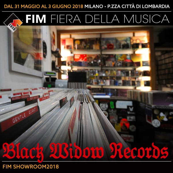 Black Widow Records FIM Showcase