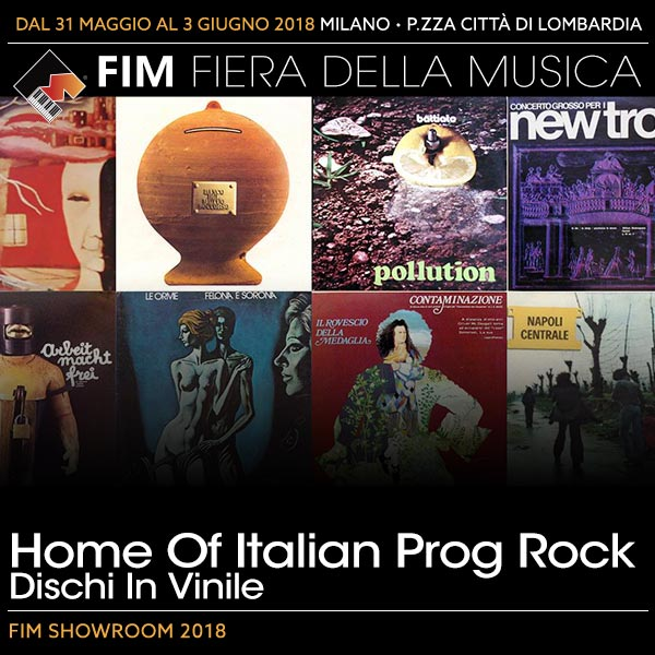 Home of Italian Prog Rock