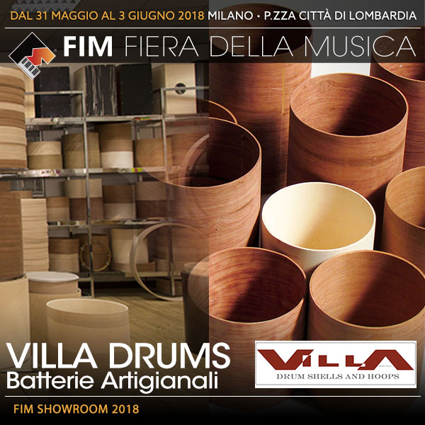 Villa Drums