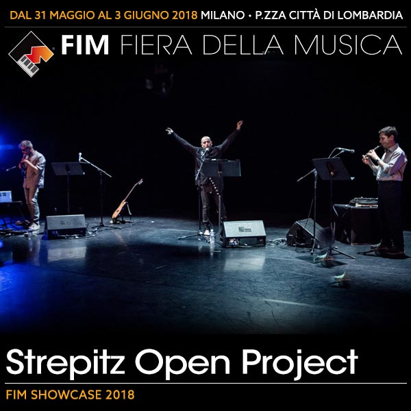 STREPITZ OPEN PROJECT