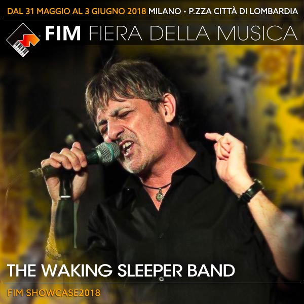 The Waking Sleeper Band