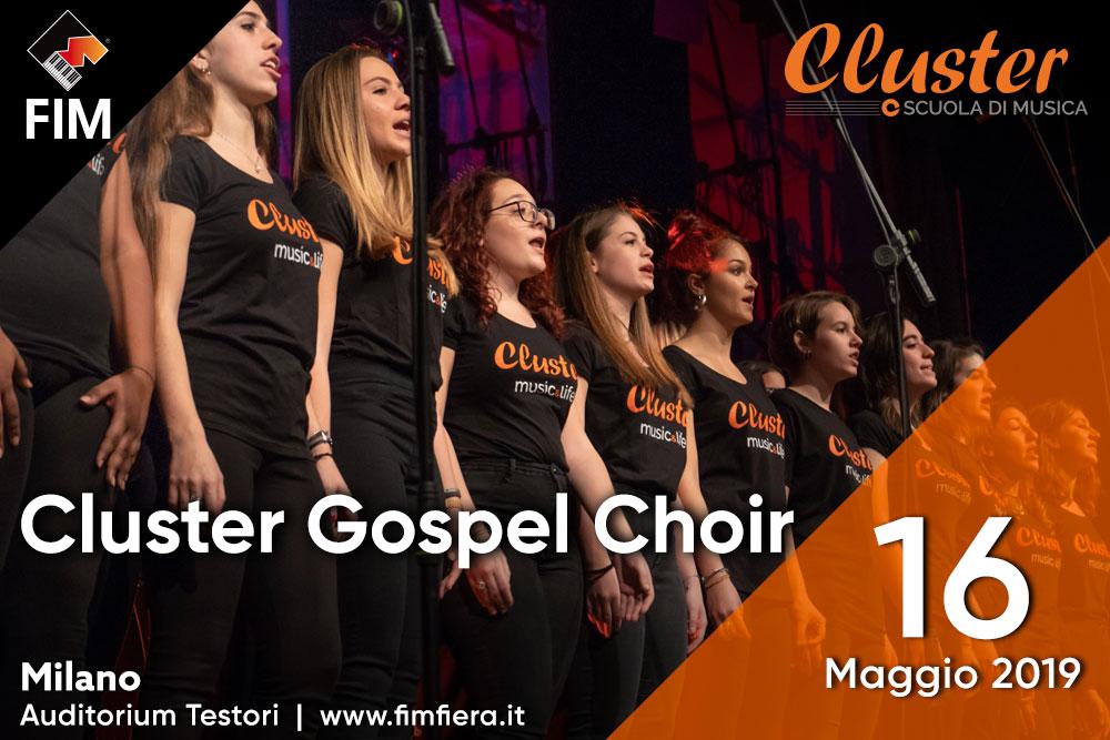 Cluster Gospel Choir