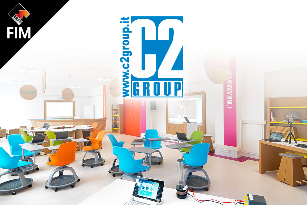 C2 Group ­e C2 Group,  Divisione Educational