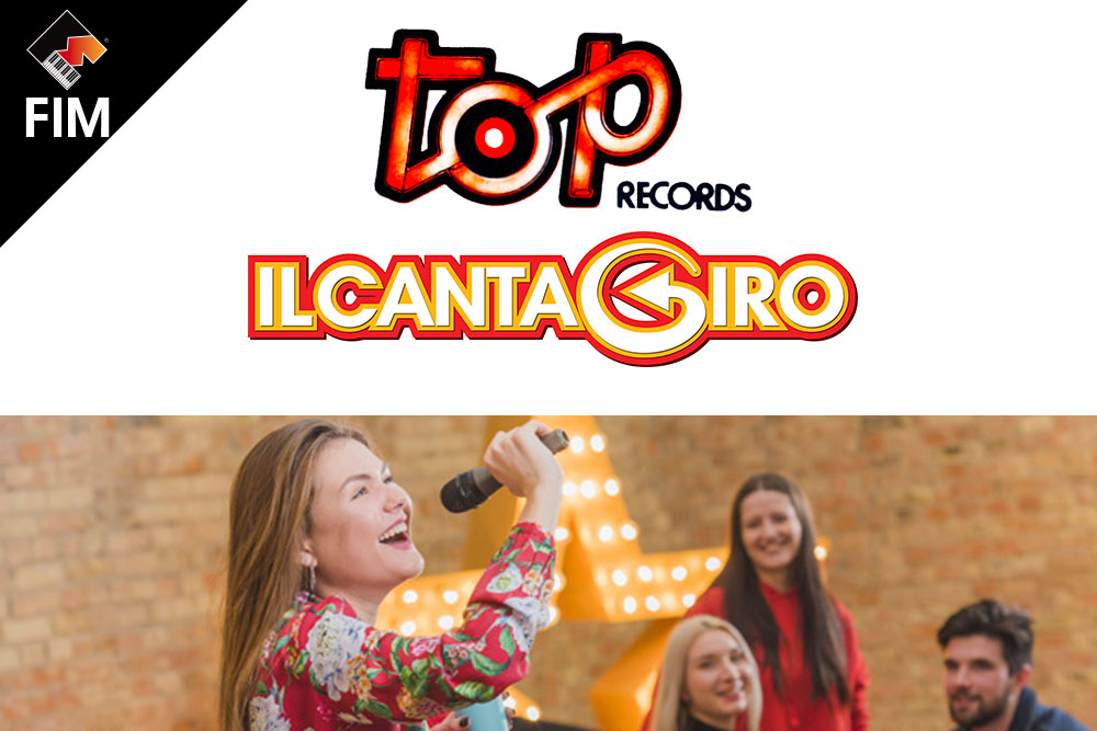 Il Cantagiro e Top Records al FIM